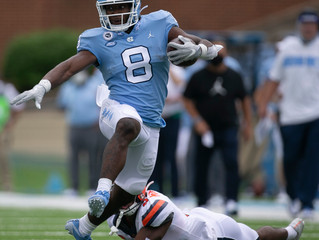 Tar Heels Shake off Rust in First Game of the Season with 31-6 Win Over Syracuse