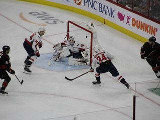 Staal bangs in go-ahead goal as Canes force a Game 7