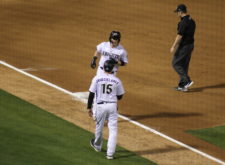 Charlotte Knights Hold off Durham Bulls for 12-11 Opening Night Win (Highlights)