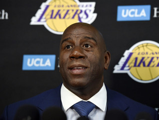BREAKING NEWS: Magic Johnson Steps Down as Lakers' President of Basketball Operations