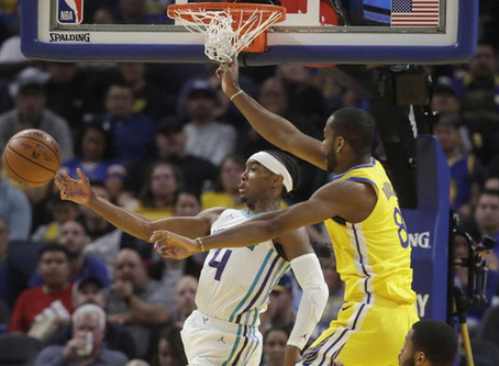 Hornets end West coast road trip with wins over Kings and Warriors