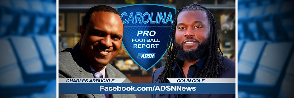 CAROLINA PRO FOOTBALL REPORT Facebook AD