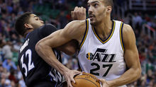 Hornets Fall to Jazz 111-102