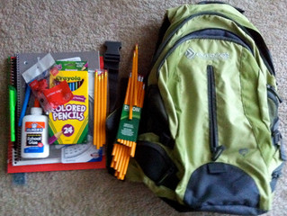 DAVID TEPPER TO KICKOFF SCHOOL YEAR WITH BACKPACK AND SCHOOL SUPPLIES DISTRIBUTION IN THE CAROLINAS
