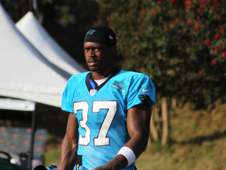Carolina Panthers roster suffers first casualty after unacceptable hit during practice