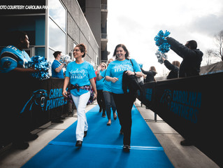 Carolina Panthers make impact in Charlotte community with assistance to CMS schools (Video)