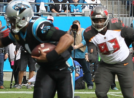 Breaking News: Panthers add Gerald McCoy to realigned defense, turn corner in OTAs