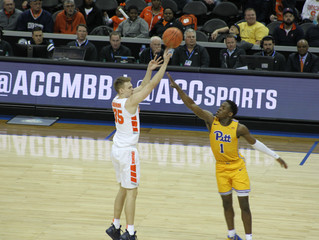Syracuse Tops Pitt with Strong Second Half Play