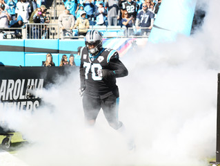 Carolina Panthers guard Trai Turner joins teammates McCaffrey and Kueckly in 2020 Pro Bowl