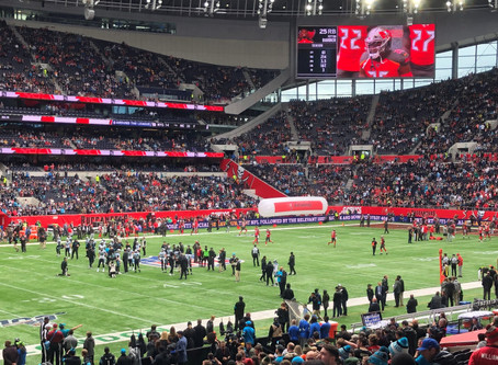 Carolina Panthers win favor of British fans in 37-26 victory over Tampa Bay Buccaneers in London