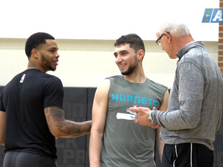 NBA Draft News: UVA's Ty Jerome confident in pre-draft showing for Hornets (VIDEO)