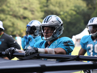 Panthers already starting to gel as training camp enters fourth day