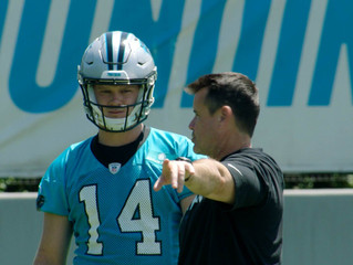 Carolina Panthers continue training camp tradition at Wofford College