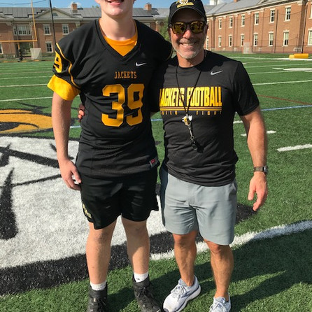 Summer camps provide pathway for Charlotte gridiron hopeful's success