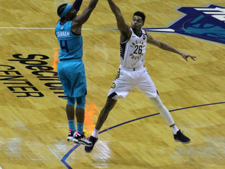 T.J. Warren's second half offensive explosion lifts Pacers to 115-104 win over Hornets