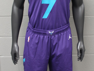 Hornets showcase new uniforms at media day