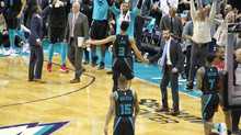 Hornets Edge Out Raptors in 113-111 Nail-biter