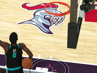 Charlotte Hornets Venom GT e-sports team debuts new uniforms