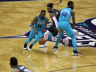 Hornets vs. Nets Halftime REPORT