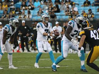The battle for backup quarterback takes the spotlight in Panthers' final preseason showcase