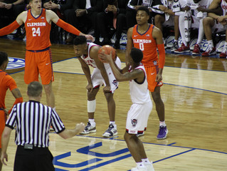 NC State Pulls off Miraculous Win to Beat Clemson 59-58