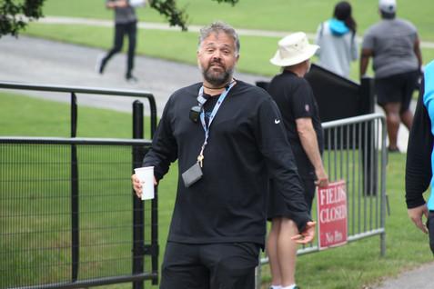 Matt Rhule remains confident in offensive line despite recent setback