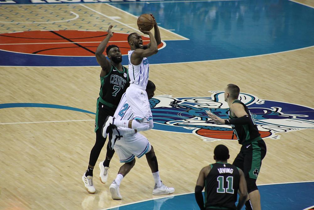 Kemba Walker vs. Boston Celtics March 23, 2019