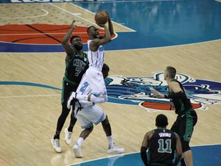 Charlotte Hornets Down Boston Celtics in 124-117 Comeback Win
