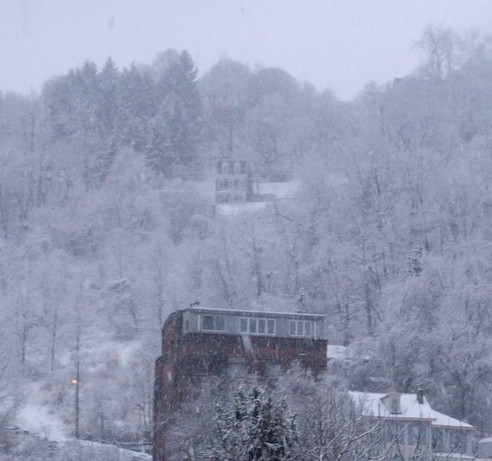 January in Millvale