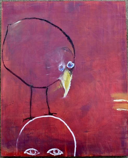Bird on a Head
