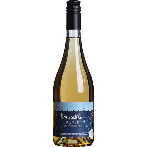 Moussaillon, Jus de raisin pétillant