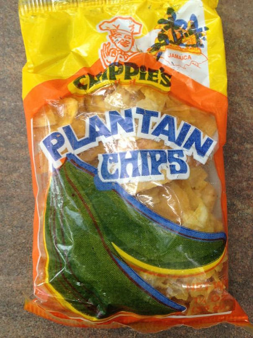 Chippie's Plantain Chips (3 packs)