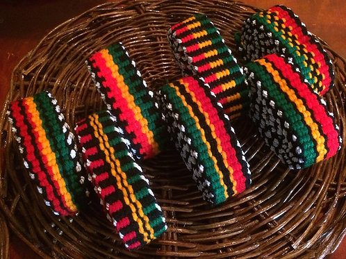 Handmade Rasta Belt (7 patterns)