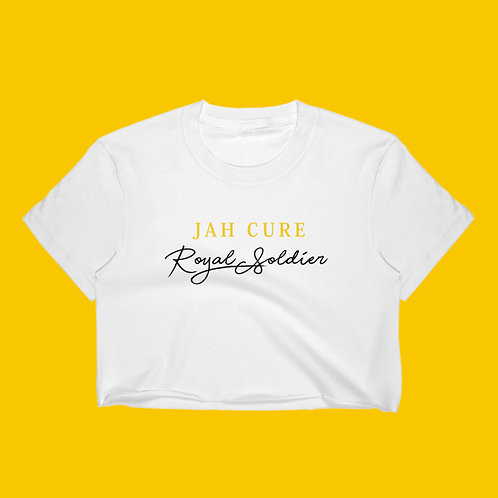 Jah Cure Royal Soldier Crop Tops