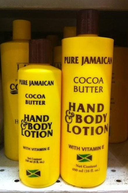 Pure Jamaican Cocoa Butter 480ml