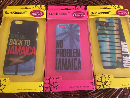 Iphone Case (Jamaica Design)