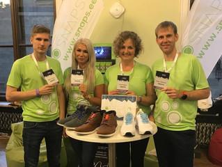 Eesti noormehe loodud SNAPS muudab kingapaelte olemust