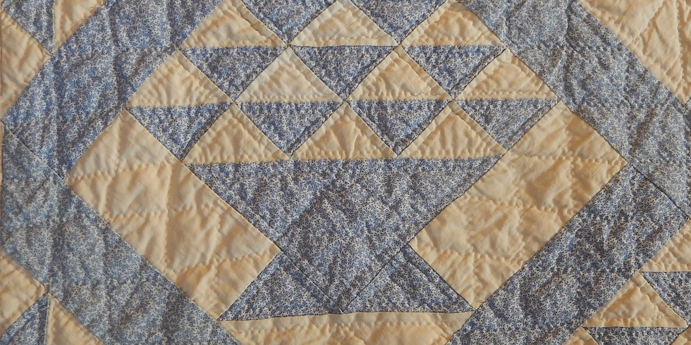 Lecture: 300 Years of American Quilts