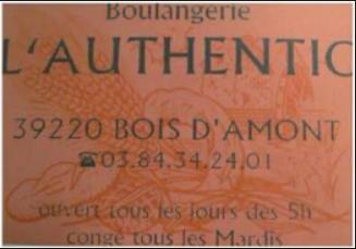 Boulangerie L'Authentic