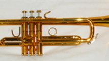 B&S Challenger MBX-GL Bb Trumpet