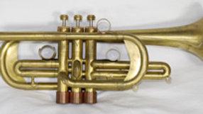 Chatman Brass Shorty Custom Bb Trumpet/Cornet