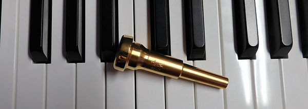 austin winds heavy mass mouthpiece gold plated trumpet mouthpiece