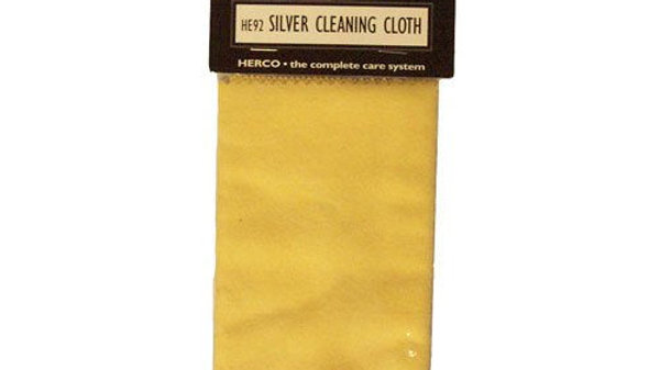 Herco Silver Cleaning Cloth