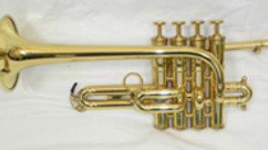 Besson Meha 60MP Bb/A Piccolo Trumpet by Kanstul