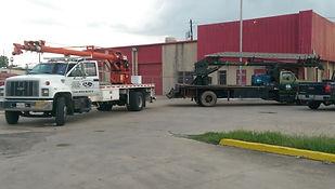 crane service austin tx