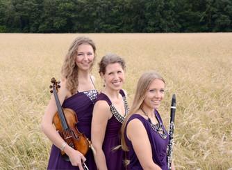 Vivezza Trio een Huisconcert bij 'Huis ten Halve' in Kesteren