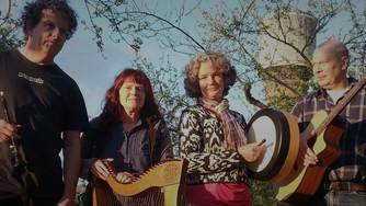 Keltische muziekgroep AN-DEAS in het Dorpshuis Ochten op 4 november