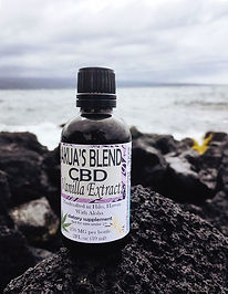 Akua's Blend CBD Vanilla Extract