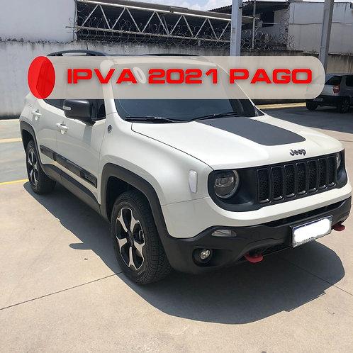 Jeep Renegade 2.0 Trailhawk Diesel 2020
