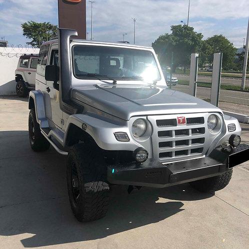 Troller T4 4x4 3.0 Diesel Mecânico 2011/2012 Prata
